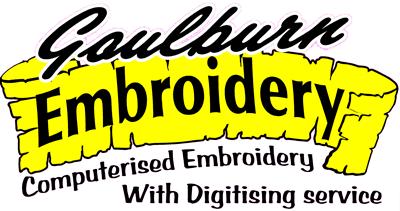 Goulburn Embroidery